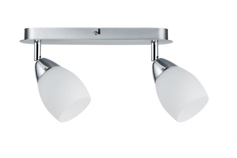 спот 60265 PaulmannСпоты<br>SL WolbaLED Balken 2x3W GU10 Chr-m. Бренд - Paulmann. материал плафона - стекло. цвет плафона - белый. тип цоколя - GU10. тип лампы - галогеновая или LED. ширина/диаметр - 275. мощность - 3. количество ламп - 2.<br><br>популярные производители: Paulmann<br>материал плафона: стекло<br>цвет плафона: белый<br>тип цоколя: GU10<br>тип лампы: галогеновая или LED<br>ширина/диаметр: 275<br>максимальная мощность лампочки: 3<br>количество лампочек: 2