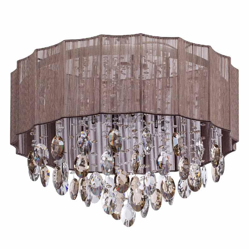 Потолочная люстра подвесная 465012718 MW-Lightподвесные<br>465012718. Бренд - MW-Light. материал плафона - ткань. цвет плафона - коричневый. тип цоколя - G4. тип лампы - галогеновая или LED. ширина/диаметр - 400. мощность - 20. количество ламп - 10.<br><br>популярные производители: MW-Light<br>материал плафона: ткань<br>цвет плафона: коричневый<br>тип цоколя: G4<br>тип лампы: галогеновая или LED<br>ширина/диаметр: 400<br>максимальная мощность лампочки: 20<br>количество лампочек: 10
