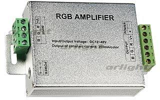 RGB-усилитель LN-350 (12-48V, 3x350mA, 50W) Arlight от Дивайн Лайт