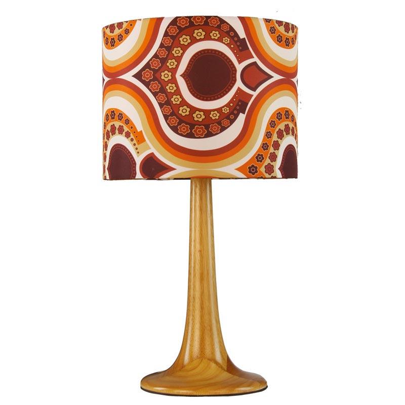 Настольная лампа A1962LT-1BR ARTE LampНастольные лампы<br>A1962LT-1BR. Бренд - ARTE Lamp. материал плафона - ткань. цвет плафона - разноцветный. тип цоколя - E27. тип лампы - накаливания или LED. ширина/диаметр - 250. мощность - 40. количество ламп - 1. особенности - Дизайнерская настольная лампа.<br><br>популярные производители: ARTE Lamp<br>материал плафона: ткань<br>цвет плафона: разноцветный<br>тип цоколя: E27<br>тип лампы: накаливания или LED<br>ширина/диаметр: 250<br>максимальная мощность лампочки: 40<br>количество лампочек: 1<br>особенности: Дизайнерская настольная лампа
