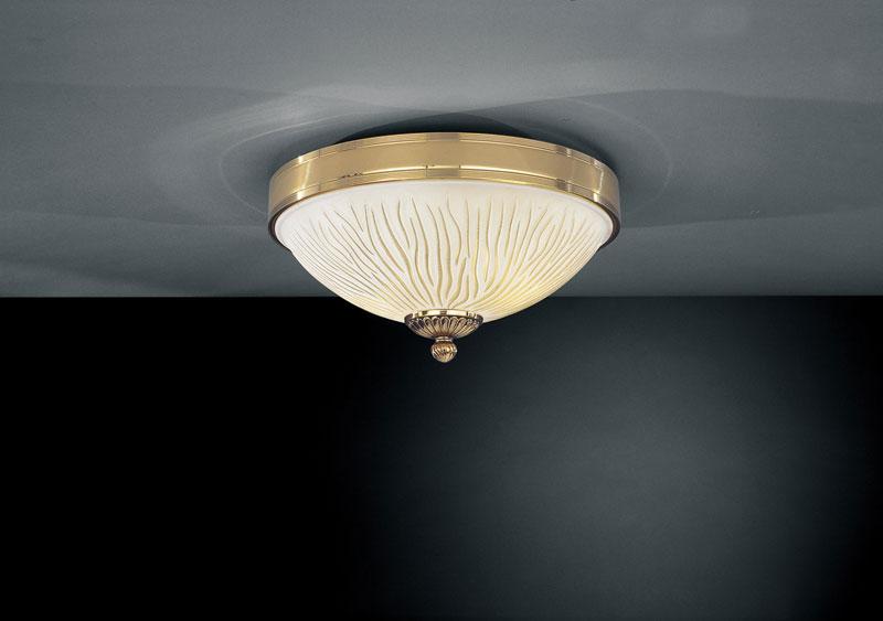Накладной потолочный светильник PL 5750/2 Reccagni Angeloнакладные<br>PL 5750/2. Бренд - Reccagni Angelo. материал плафона - стекло. цвет плафона - бежевый. тип цоколя - E27. тип лампы - накаливания или LED. ширина/диаметр - 300. мощность - 60. количество ламп - 2.<br><br>популярные производители: Reccagni Angelo<br>материал плафона: стекло<br>цвет плафона: бежевый<br>тип цоколя: E27<br>тип лампы: накаливания или LED<br>ширина/диаметр: 300<br>максимальная мощность лампочки: 60<br>количество лампочек: 2