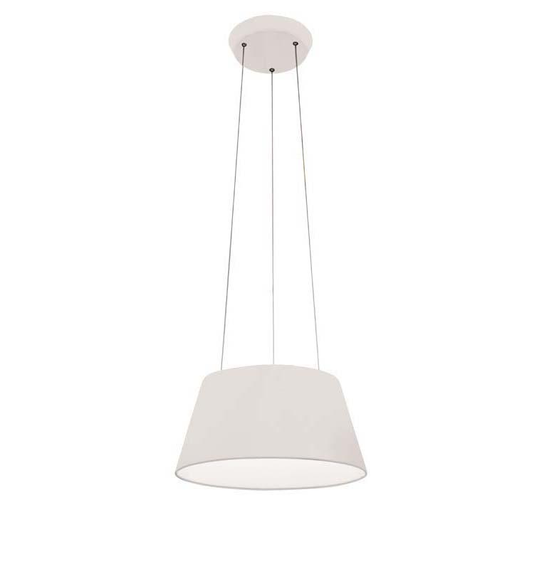 Подвесной  потолочный светильник DL18553/01WW D600 White Donoluxподвесные<br>Donolux Светодиодный светильник, подвесной. АС100-240В  80W, 3000K, 5600 LM. Белый, H302, D597мм,дли. Бренд - Donolux. материал плафона - ткань. цвет плафона - белый. тип лампы - LED. ширина/диаметр - 597. мощность - 80. количество ламп - 1.<br><br>популярные производители: Donolux<br>материал плафона: ткань<br>цвет плафона: белый<br>тип лампы: LED<br>ширина/диаметр: 597<br>максимальная мощность лампочки: 80<br>количество лампочек: 1