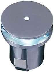 Светильник для подсветки Luna 555.11 white SDM LuceПодсветка стен и ступеней<br>Круглый D=52mm 1W LED, монтажный размер D=42mm, глубина встр. 50mm. Бренд - SDM Luce. материал плафона - металл. цвет плафона - серый. тип лампы - LED. ширина/диаметр - 52. мощность - 1. количество ламп - 1.<br><br>популярные производители: SDM Luce<br>материал плафона: металл<br>цвет плафона: серый<br>тип лампы: LED<br>ширина/диаметр: 52<br>максимальная мощность лампочки: 1<br>количество лампочек: 1