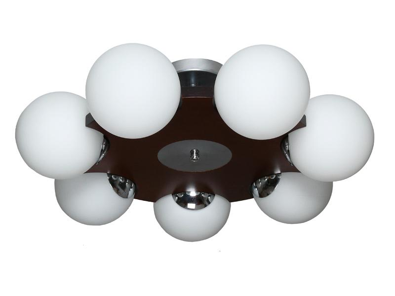 Потолочная люстра на штанге 10035-7C Аврорана штанге<br>потолочный светильник. Бренд - Аврора. материал плафона - стекло. цвет плафона - белый. тип цоколя - E14. тип лампы - накаливания или LED. ширина/диаметр - 580. мощность - 60. количество ламп - 7. особенности - Дизайнерская люстра на штанге .<br><br>популярные производители: Аврора<br>материал плафона: стекло<br>цвет плафона: белый<br>тип цоколя: E14<br>тип лампы: накаливания или LED<br>ширина/диаметр: 580<br>максимальная мощность лампочки: 60<br>количество лампочек: 7<br>особенности: Дизайнерская люстра на штанге