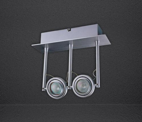 Накладной потолочный светильник Shelf 2 555.11 SDM Luceнакладные<br>Светильник накладной 2xMR16 12V /с двумя лампами по горизонтальной оси /. Бренд - SDM Luce. материал плафона - металл. цвет плафона - серый. тип цоколя - GU5.3. тип лампы - галогеновая или LED. ширина/диаметр - 272. мощность - 50. количество ламп - 2.<br><br>популярные производители: SDM Luce<br>материал плафона: металл<br>цвет плафона: серый<br>тип цоколя: GU5.3<br>тип лампы: галогеновая или LED<br>ширина/диаметр: 272<br>максимальная мощность лампочки: 50<br>количество лампочек: 2