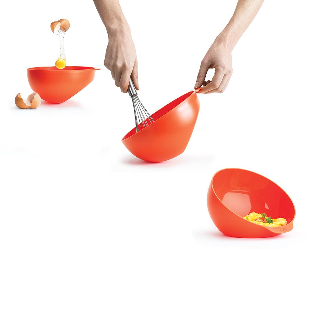 Миска для приготовления омлета в микроволновой печи m-cuisine™ оранжевая Fine DesignОтдельные предметы<br>. Бренд - Fine Design. материал - полипропилен.<br><br>популярные производители: Fine Design<br>материал: полипропилен