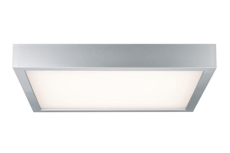 Накладной потолочный светильник 70385 Paulmannнакладные<br>WD Space 18,5W LED-Panel  360x360mm Chr. Бренд - Paulmann. материал плафона - пластик. цвет плафона - белый. тип лампы - LED. ширина/диаметр - 360. мощность - 18.5. количество ламп - 1.<br><br>популярные производители: Paulmann<br>материал плафона: пластик<br>цвет плафона: белый<br>тип лампы: LED<br>ширина/диаметр: 360<br>максимальная мощность лампочки: 18.5<br>количество лампочек: 1