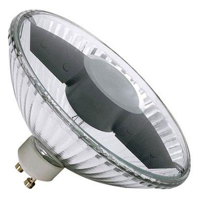 Лампа галогенная 230V 50W GU10 24°alureflektor (D-111mm, H-73mm) (2000h) серебро Paulmann от Дивайн Лайт