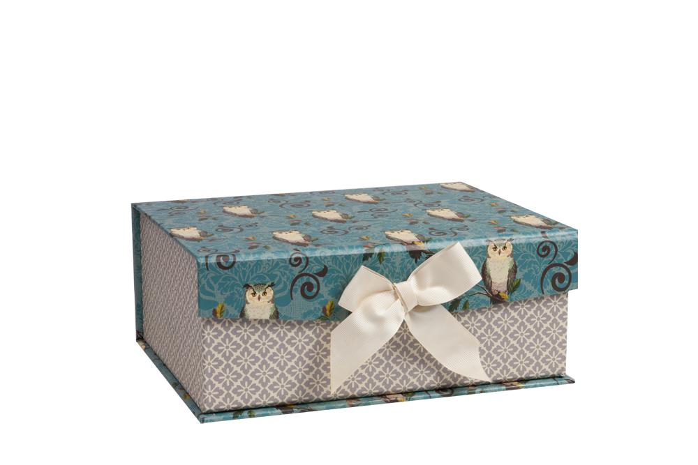 Декоративная коробка Shelby Piccolo DG-HOMEДекоративные предметы хранения<br>. Бренд - DG-HOME. ширина/диаметр - 300. материал - Дерево, Ткань. цвет - Голубой, Белый, Коричневый.<br><br>популярные производители: DG-HOME<br>ширина/диаметр: 300<br>материал: Дерево, Ткань<br>цвет: Голубой, Белый, Коричневый