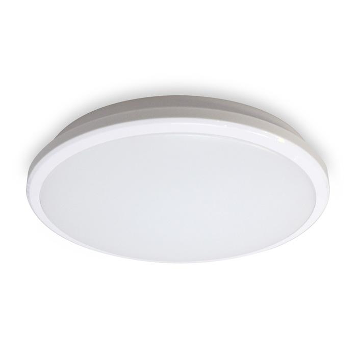 Накладной потолочный светильник MLR-12W Универсальный белый