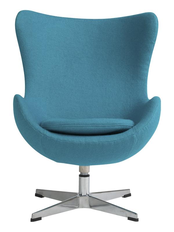 Детское кресло Egg Chair Голубой Кашемир DG-HOME от Дивайн Лайт