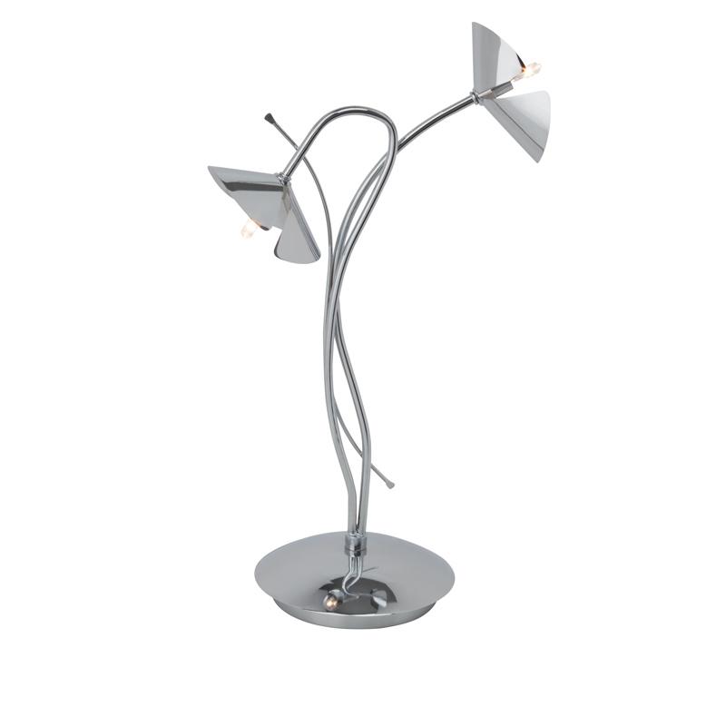 Настольная лампа G92985_15 BrilliantНастольные лампы<br>Настольные лампы. Бренд - Brilliant. материал плафона - металл. цвет плафона - хром. тип цоколя - G4. тип лампы - галогеновая или LED. ширина/диаметр - 240. мощность - 20. количество ламп - 2.<br><br>популярные производители: Brilliant<br>материал плафона: металл<br>цвет плафона: хром<br>тип цоколя: G4<br>тип лампы: галогеновая или LED<br>ширина/диаметр: 240<br>максимальная мощность лампочки: 20<br>количество лампочек: 2