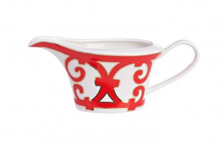 Соусник Heritage DG-HOMEОтдельные предметы<br>. Бренд - DG-HOME. ширина/диаметр - 70. материал - Костяной фарфор. цвет - Красный,белый.<br><br>популярные производители: DG-HOME<br>ширина/диаметр: 70<br>материал: Костяной фарфор<br>цвет: Красный,белый