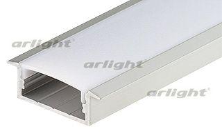 алюминиевый профиль 016186 Arlightпрофили<br>Встраиваемый профиль с фланцем для лент шириной до 19 мм. Подходит Экран WIDE-(F)-H10, заглушки (отдельно). Размер: 2000х30,5х10 мм (паз для установки 23,5мм). Цена за 1м.. Бренд - Arlight. ширина/диаметр - 30.5.<br><br>популярные производители: Arlight<br>ширина/диаметр: 30.5