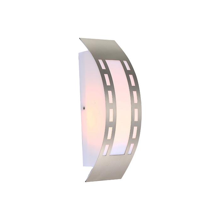 Светильник настенный 320941 GloboНастенные<br>320941. Бренд - Globo. материал плафона - пластик. цвет плафона - белый. тип цоколя - E27. тип лампы - накаливания или LED. ширина/диаметр - 100. мощность - 11. количество ламп - 1.<br><br>популярные производители: Globo<br>материал плафона: пластик<br>цвет плафона: белый<br>тип цоколя: E27<br>тип лампы: накаливания или LED<br>ширина/диаметр: 100<br>максимальная мощность лампочки: 11<br>количество лампочек: 1