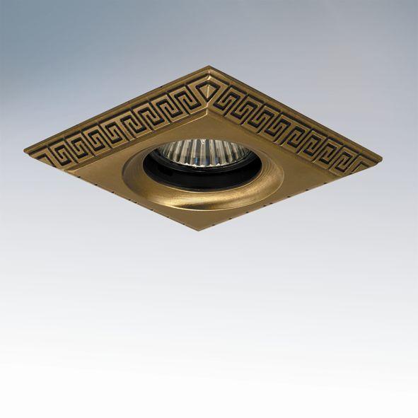 Точечный светильник 011168 Lightstarвстраиваемые<br>011168*** Светильник HELIO квадр меандр БРОНЗА 011168. Бренд - Lightstar. тип цоколя - GU5.3. тип лампы - галогеновая или LED. ширина/диаметр - 110. мощность - 50. количество ламп - 1.<br><br>популярные производители: Lightstar<br>тип цоколя: GU5.3<br>тип лампы: галогеновая или LED<br>ширина/диаметр: 110<br>максимальная мощность лампочки: 50<br>количество лампочек: 1