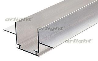 Алюминиевый профиль-держатель для встраивания в гипсокартон толщиной 12.5мм. В TEK-PLS можно установ Arlight