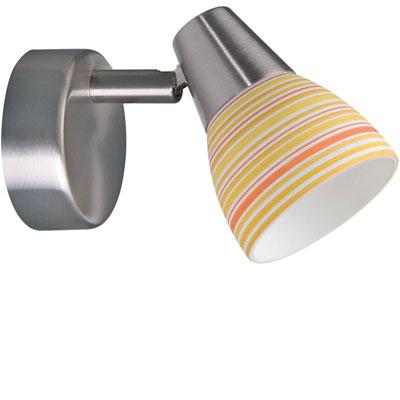 спот 66043Споты<br>Светильник Спот реечн. Maranta 1x40W G9 оранж.. Бренд - Paulmann. тип лампы - галогеновая или LED. количество ламп - 1. тип цоколя - G9. мощность лампы - 40. цвет арматуры - никель. цвет плафона - разноцветный. материал арматуры - металл. материал плафона - стекло. высота - 70. ширина/диаметр - 70. длина - 120. степень защиты ip - 20. форма - круг. стиль - модерн. страна происхождения - Германия. коллекция - PAULMANN 6604. напряжение - 220.<br><br>Бренд: Paulmann<br>тип лампы: галогеновая или LED<br>количество ламп: 1<br>тип цоколя: G9<br>мощность лампы: 40<br>цвет арматуры: никель<br>цвет плафона: разноцветный<br>материал арматуры: металл<br>материал плафона: стекло<br>высота: 70<br>ширина/диаметр: 70<br>длина: 120<br>степень защиты ip: 20<br>форма: круг<br>стиль: модерн<br>страна происхождения: Германия<br>коллекция: PAULMANN 6604<br>напряжение: 220