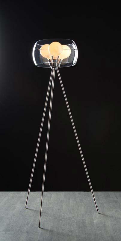 Светильник напольный SL512.105.03 ST-LuceТоршеры и напольные светильники<br>Торшер. Бренд - ST-Luce. материал плафона - стекло. цвет плафона - прозрачный. тип цоколя - E27. тип лампы - накаливания или LED. ширина/диаметр - 400. мощность - 100. количество ламп - 3.<br><br>популярные производители: ST-Luce<br>материал плафона: стекло<br>цвет плафона: прозрачный<br>тип цоколя: E27<br>тип лампы: накаливания или LED<br>ширина/диаметр: 400<br>максимальная мощность лампочки: 100<br>количество лампочек: 3