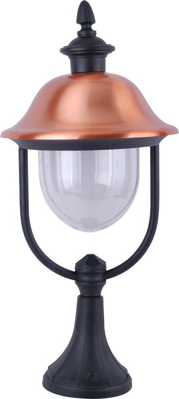 Светильник уличный A1484FN-1BK ARTE LampСадово-парковые<br>A1484FN-1BK. Бренд - ARTE Lamp. материал плафона - пластик. цвет плафона - прозрачный. тип цоколя - E27. тип лампы - накаливания или LED. ширина/диаметр - 25. мощность - 100. количество ламп - 1.<br><br>популярные производители: ARTE Lamp<br>материал плафона: пластик<br>цвет плафона: прозрачный<br>тип цоколя: E27<br>тип лампы: накаливания или LED<br>ширина/диаметр: 25<br>максимальная мощность лампочки: 100<br>количество лампочек: 1