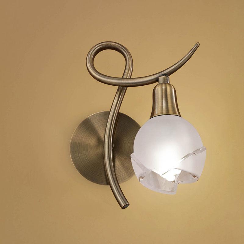Бра 1225 MantraНастенные и бра<br>WALL LAMP 1L. Бренд - Mantra. материал плафона - стекло. цвет плафона - белый. тип цоколя - G9. тип лампы - галогеновая или LED. ширина/диаметр - 125. мощность - 40. количество ламп - 1.<br><br>популярные производители: Mantra<br>материал плафона: стекло<br>цвет плафона: белый<br>тип цоколя: G9<br>тип лампы: галогеновая или LED<br>ширина/диаметр: 125<br>максимальная мощность лампочки: 40<br>количество лампочек: 1