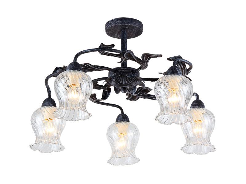Потолочная люстра на штанге 1614-5U Favouriteна штанге<br>потолочный. Бренд - Favourite. материал плафона - стекло. цвет плафона - прозрачный. тип цоколя - E14. тип лампы - накаливания или LED. ширина/диаметр - 520. мощность - 40. количество ламп - 5.<br><br>популярные производители: Favourite<br>материал плафона: стекло<br>цвет плафона: прозрачный<br>тип цоколя: E14<br>тип лампы: накаливания или LED<br>ширина/диаметр: 520<br>максимальная мощность лампочки: 40<br>количество лампочек: 5