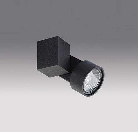 Точечный светильник OX 1A BLACK