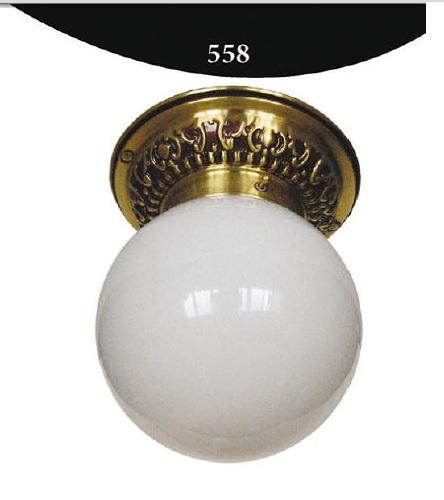 Точечный светильник 558 CU Helios от Дивайн Лайт