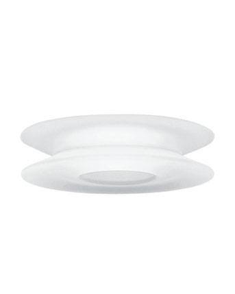 Точечный светильник D27F01 01 Fabbianвстраиваемые<br>Fabbian Светильник встроенный Shivi 1х 50W/GZ10 белое стекло. Бренд - Fabbian. материал плафона - стекло. цвет плафона - белый. тип цоколя - GU10. тип лампы - галогеновая или LED. ширина/диаметр - 140. мощность - 75. количество ламп - 1. особенности - Дизайнерский  встраиваемый светильник.<br><br>популярные производители: Fabbian<br>материал плафона: стекло<br>цвет плафона: белый<br>тип цоколя: GU10<br>тип лампы: галогеновая или LED<br>ширина/диаметр: 140<br>максимальная мощность лампочки: 75<br>количество лампочек: 1<br>особенности: Дизайнерский  встраиваемый светильник