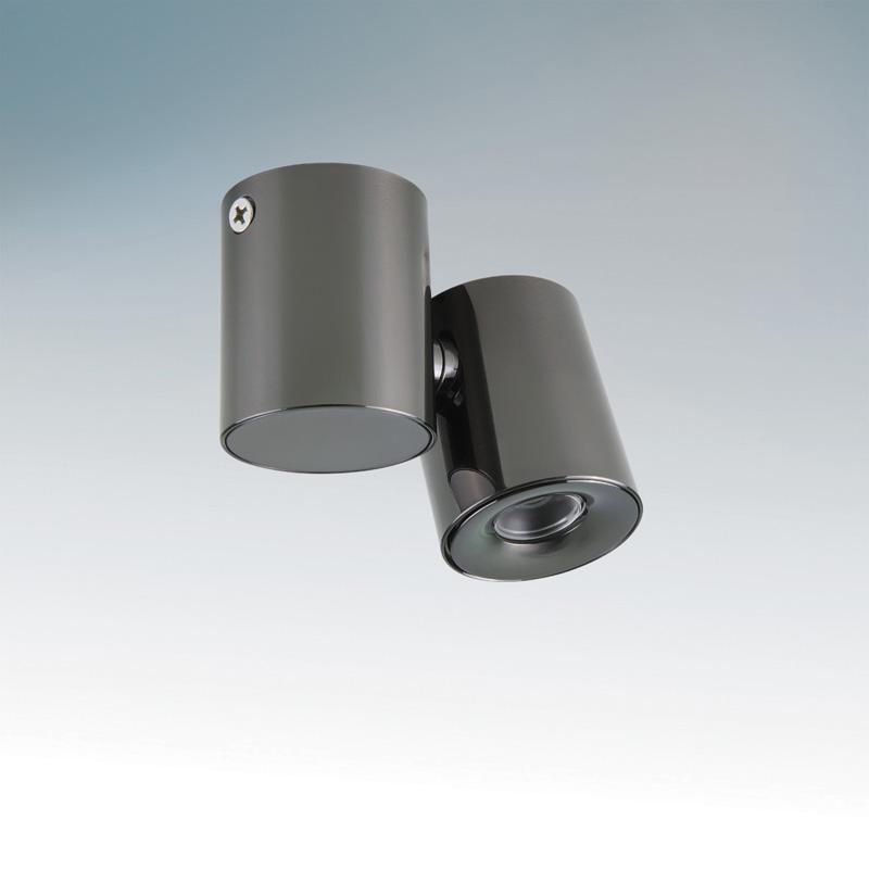 Точечный светильник 051127 Lightstarнакладные<br>051127 Светильник PUNTO LED 3W ЧЕРНЫЙ ХРОМ 4200K IP40. Бренд - Lightstar. материал плафона - металл. цвет плафона - черный. тип лампы - LED. ширина/диаметр - 40. мощность - 3. особенности - Дизайнерский точечный накладной светильник.<br><br>популярные производители: Lightstar<br>материал плафона: металл<br>цвет плафона: черный<br>тип лампы: LED<br>ширина/диаметр: 40<br>максимальная мощность лампочки: 3<br>особенности: Дизайнерский точечный накладной светильник