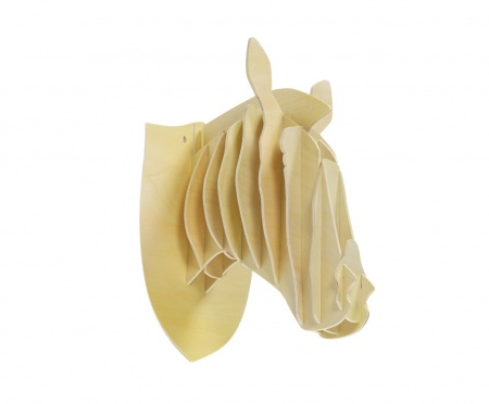 Декоративная голова лошади Ivory DG-HOME от Дивайн Лайт