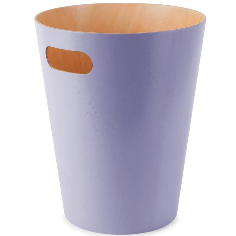 Контейнер мусорный woodrow лавандовый Fine DesignХранение и порядок<br>. Бренд - Fine Design. материал - Дерево.<br><br>популярные производители: Fine Design<br>материал: Дерево