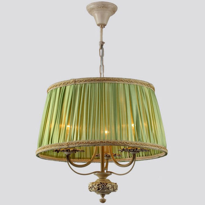 Потолочная люстра подвесная ARM325-33-W Maytoniподвесные<br>ARM325-33-W. Бренд - Maytoni. материал плафона - ткань. цвет плафона - зеленый. тип цоколя - E14. тип лампы - накаливания или LED. ширина/диаметр - 440. мощность - 40. количество ламп - 3.<br><br>популярные производители: Maytoni<br>материал плафона: ткань<br>цвет плафона: зеленый<br>тип цоколя: E14<br>тип лампы: накаливания или LED<br>ширина/диаметр: 440<br>максимальная мощность лампочки: 40<br>количество лампочек: 3