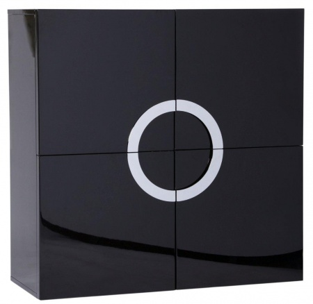 Комод Lotus Черный Лак DG-HOME от Дивайн Лайт