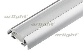 Алюминиевый анодированный профиль, для светодиодной ленты, линейки. Может использоваться с матовым и Arlight