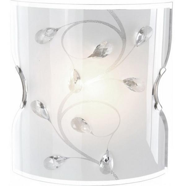 Бра 40404W GloboНастенные и бра<br>40404W. Бренд - Globo. материал плафона - стекло. цвет плафона - белый. тип цоколя - E27. тип лампы - накаливания или LED. ширина/диаметр - 200. мощность - 60. количество ламп - 1.<br><br>популярные производители: Globo<br>материал плафона: стекло<br>цвет плафона: белый<br>тип цоколя: E27<br>тип лампы: накаливания или LED<br>ширина/диаметр: 200<br>максимальная мощность лампочки: 60<br>количество лампочек: 1