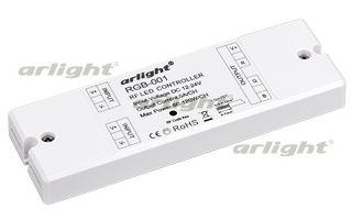 Контроллер SR-1009LC-RGB (12-24V, 180-360W, S) Arlight от Дивайн Лайт
