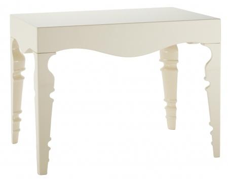 Прикроватный стол Paloma Белый Лак DG-HOME от Дивайн Лайт