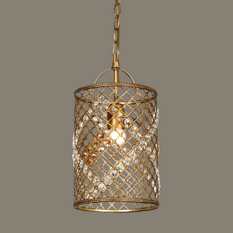 Подвесной  потолочный светильник 1026-1P от Дивайн Лайт