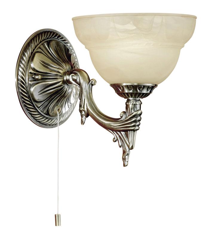 Бра 85859 EGLOНастенные и бра<br>Бра MARBELLA, 1X40W (E14), IP20 . Бренд - EGLO. материал плафона - стекло. цвет плафона - бежевый. тип цоколя - E14. тип лампы - накаливания или LED. ширина/диаметр - 170. мощность - 60. количество ламп - 1.<br><br>популярные производители: EGLO<br>материал плафона: стекло<br>цвет плафона: бежевый<br>тип цоколя: E14<br>тип лампы: накаливания или LED<br>ширина/диаметр: 170<br>максимальная мощность лампочки: 60<br>количество лампочек: 1