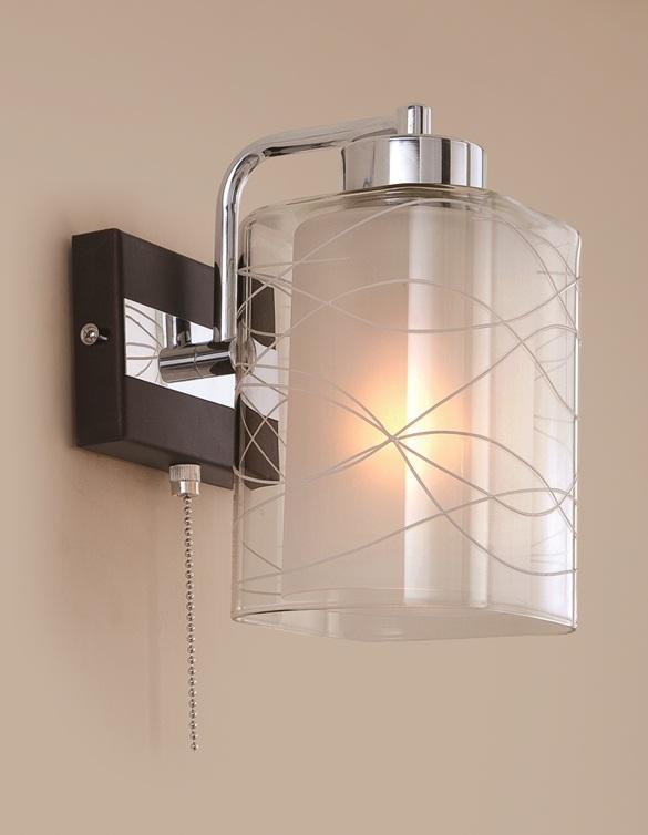 Бра CL159311 CitiluxНастенные и бра<br>CL159311 Румба Венге+Хром Св-к Бра. Бренд - Citilux. материал плафона - стекло. цвет плафона - прозрачный. тип цоколя - E27. тип лампы - накаливания или LED. ширина/диаметр - 150. мощность - 75. количество ламп - 1.<br><br>популярные производители: Citilux<br>материал плафона: стекло<br>цвет плафона: прозрачный<br>тип цоколя: E27<br>тип лампы: накаливания или LED<br>ширина/диаметр: 150<br>максимальная мощность лампочки: 75<br>количество лампочек: 1