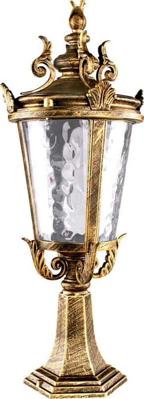Светильник уличный 11367 FeronСадово-парковые<br>PL4004 60W 230V E27 230*230*570мм черное золото, на постамент ОТК. Бренд - Feron. материал плафона - стекло. цвет плафона - прозрачный. тип цоколя - E27. тип лампы - накаливания или LED. ширина/диаметр - 230. мощность - 60. количество ламп - 1.<br><br>популярные производители: Feron<br>материал плафона: стекло<br>цвет плафона: прозрачный<br>тип цоколя: E27<br>тип лампы: накаливания или LED<br>ширина/диаметр: 230<br>максимальная мощность лампочки: 60<br>количество лампочек: 1