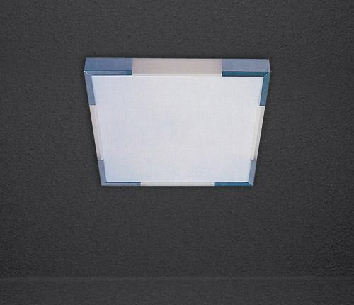 Накладной потолочный светильник Opal L 555.02 SDM Luceнакладные<br>светильник накладной с пластик. рассеив 475х475 мм 3xTC-L 24W. Бренд - SDM Luce.<br><br>популярные производители: SDM Luce