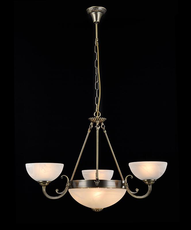 Потолочная люстра подвесная CL1012-06-R Maytoni от Дивайн Лайт