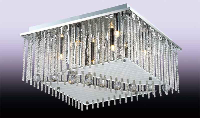 Потолочная люстра накладная 2706/8C  Odeon Lightнакладные<br>2706/8C ODL15 262 хром/хрусталь/стекло Люстра потолочная G9 8*40W 220V DOMEKA. Бренд - Odeon Light. материал плафона - хрусталь. цвет плафона - прозрачный. тип цоколя - G9. тип лампы - галогеновая или LED. ширина/диаметр - 480. мощность - 40. количество ламп - 8.<br><br>популярные производители: Odeon Light<br>материал плафона: хрусталь<br>цвет плафона: прозрачный<br>тип цоколя: G9<br>тип лампы: галогеновая или LED<br>ширина/диаметр: 480<br>максимальная мощность лампочки: 40<br>количество лампочек: 8