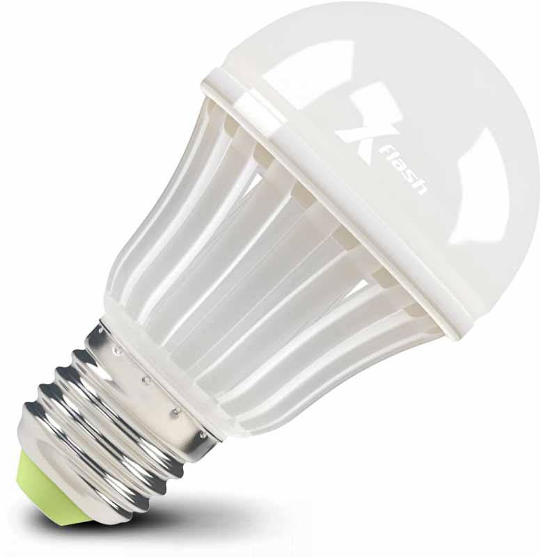 Светодиодная лампа XF-E27-BC-P-7W-3000К-220V X-flash X-Flash