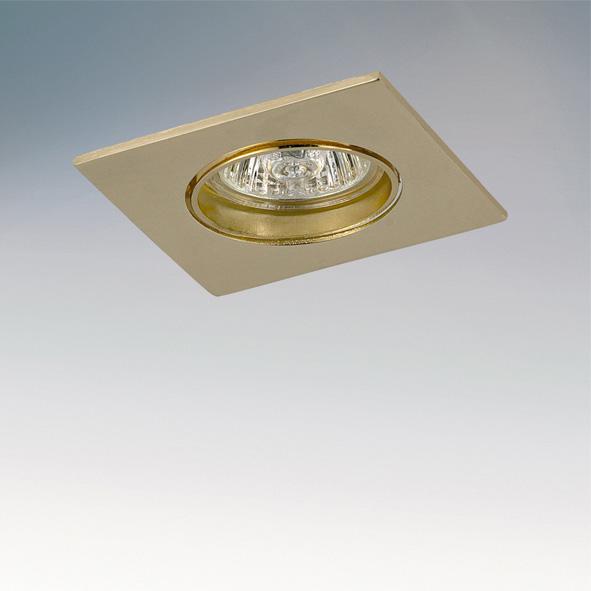Точечный светильник 011952 Lightstarвстраиваемые<br>011952*** Светильник LEGA11 QUA MR11/HP11 ЗОЛОТО. Бренд - Lightstar. тип цоколя - GU10. тип лампы - галогеновая или LED. ширина/диаметр - 62. мощность - 35. количество ламп - 1.<br><br>популярные производители: Lightstar<br>тип цоколя: GU10<br>тип лампы: галогеновая или LED<br>ширина/диаметр: 62<br>максимальная мощность лампочки: 35<br>количество лампочек: 1
