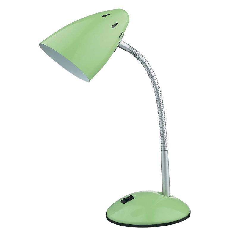 Настольная лампа 2103/1T Odeon LightНастольные лампы<br>2103/1T ODL11 890 зелёный Н/лампа  E27 60W 220V GAP. Бренд - Odeon Light. материал плафона - металл. цвет плафона - зеленый. тип цоколя - E27. тип лампы - накаливания или LED. ширина/диаметр - 100. мощность - 60. количество ламп - 1.<br><br>популярные производители: Odeon Light<br>материал плафона: металл<br>цвет плафона: зеленый<br>тип цоколя: E27<br>тип лампы: накаливания или LED<br>ширина/диаметр: 100<br>максимальная мощность лампочки: 60<br>количество лампочек: 1