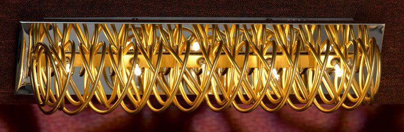Накладной потолочный светильник LSA-5501-05 Lussoleнакладные<br>LSA-5501-05. Бренд - Lussole. материал плафона - металл. цвет плафона - золотой. тип цоколя - G4. тип лампы - галогеновая или LED. ширина/диаметр - 120. мощность - 20. количество ламп - 5.<br><br>популярные производители: Lussole<br>материал плафона: металл<br>цвет плафона: золотой<br>тип цоколя: G4<br>тип лампы: галогеновая или LED<br>ширина/диаметр: 120<br>максимальная мощность лампочки: 20<br>количество лампочек: 5