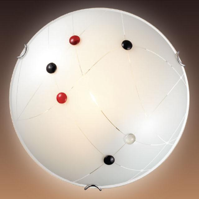 Бра 106 SonexНастенные и бра<br>106 SN14 033 хром/белый/декор черн/красн Н/п светильник E27 100W 220V KAVE. Бренд - Sonex. материал плафона - стекло. цвет плафона - белый. тип цоколя - E27. тип лампы - накаливания или LED. ширина/диаметр - 300. мощность - 100. количество ламп - 1.<br><br>популярные производители: Sonex<br>материал плафона: стекло<br>цвет плафона: белый<br>тип цоколя: E27<br>тип лампы: накаливания или LED<br>ширина/диаметр: 300<br>максимальная мощность лампочки: 100<br>количество лампочек: 1